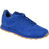 Zapatos Niños Deportivas Moda Reebok Sport Classic Leather TDC  BD5052 Blue
