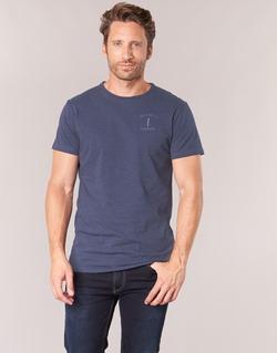 textil Hombre camisetas manga corta Hackett JODA Marino