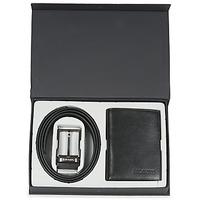 Accesorios textil Hombre Cinturones Redskins CARBON Negro