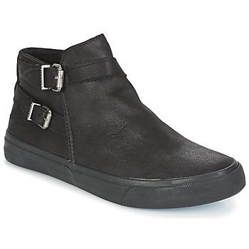 Zapatos Mujer Botas de caña baja Blowfish Malibu MONROE Negro