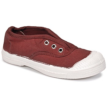 Zapatos Niños Zapatillas bajas Bensimon TENNIS ELLY Rojo