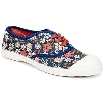 Zapatos Mujer Zapatillas bajas Bensimon TENNIS LIBERTY Marino