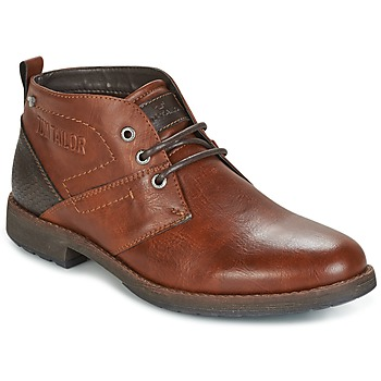 Zapatos Hombre Botas de caña baja Tom Tailor LAORA Marrón