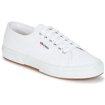 Zapatos Zapatillas bajas Superga 2750 CLASSIC Blanco