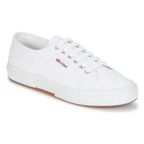 Zapatos especiales para hombres y mujeres Superga 2750 CLASSIC Blanco