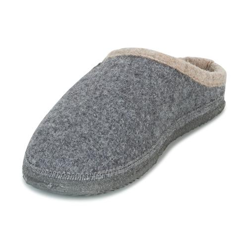 Zapatos Dannheim Mujer Giesswein Pantuflas Gris PXuTOikZ