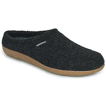 Zapatos Hombre Pantuflas Giesswein VEITSCH Antracita