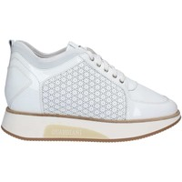 Zapatos Mujer Zapatillas bajas Alberto Guardiani SD58545F Shoes with laces Mujeres Bianco Bianco