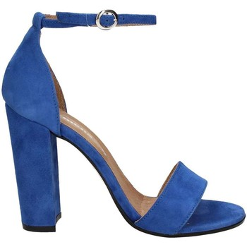 Zapatos Mujer Sandalias Carmens Padova A39018 Sandalias altos Mujeres Azul Azul