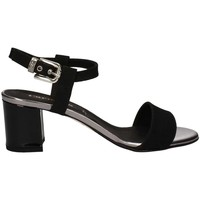 Zapatos Mujer Sandalias Carmens Padova A39066 Sandalias altos Mujeres Negro Negro