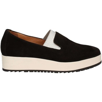 Zapatos Mujer Mocasín Carmens Padova A39079 Mocasin Mujeres Negro Negro