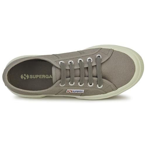 Zapatos Gris Zapatillas Bajas Classic Superga 2750 345jRALq