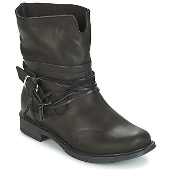 Zapatos Mujer Botas de caña baja Sweet Lemon PYOBA Negro