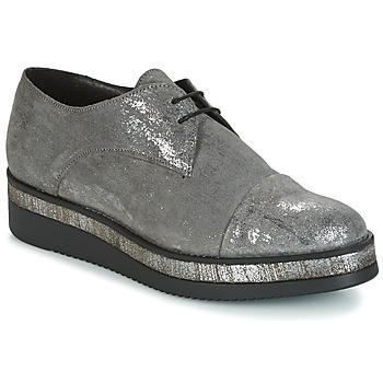 Zapatos Mujer Derbie Sweet Lemon SABA Gris