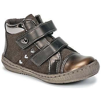 Zapatos Niña Botas de caña baja Citrouille et Compagnie HOUPADI Marrón