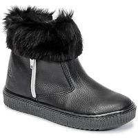 Zapatos Niña Botas de caña baja Citrouille et Compagnie HOUPI Negro