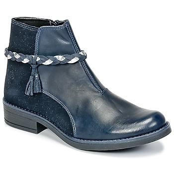 Zapatos Niña Botas de caña baja Citrouille et Compagnie HOCEA Azul