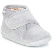 Zapatos Niños Pantuflas Citrouille et Compagnie HALI Gris