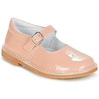Zapatos Niña Bailarinas-manoletinas Citrouille et Compagnie HIVETTE Rosa