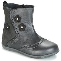 Zapatos Niña Botas de caña baja Citrouille et Compagnie HOPETTE Gris