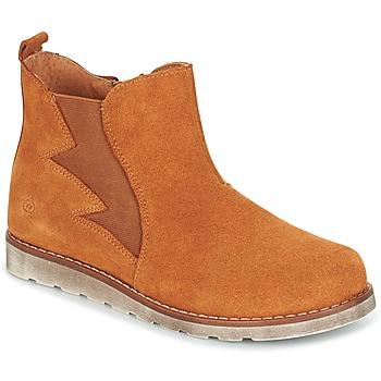 Zapatos Niño Botas de caña baja Citrouille et Compagnie HISSA Camel