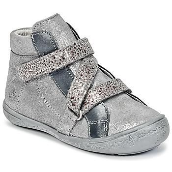 Zapatos Niña Botas de caña baja Citrouille et Compagnie HISSOU Gris