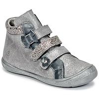 Zapatos Niña Botas de caña baja Citrouille et Compagnie HODIL Gris