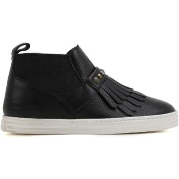 Zapatos Mujer Botas de caña baja Hogan HXW1820V400DU50002 nero