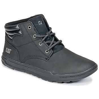 Zapatos Hombre Zapatillas altas Caterpillar CREEDENCE Negro