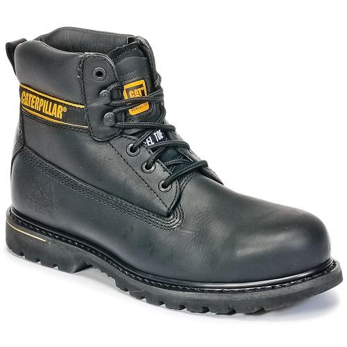 Zapatos especiales para hombres y mujeres Caterpillar HOLTON ST SB Negro