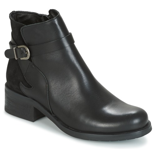 Betty Envío London HARRIS Negro - Envío Betty gratis Nueva promoción - Zapatos Botines Mujer 70,00 016c20