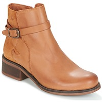 Zapatos Mujer Botines Betty London HEYLEY Camel