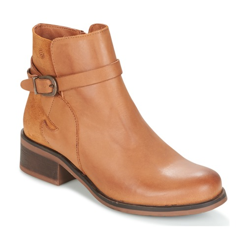 Zapatos Mujer Botas de caña baja Betty London HEYLEY Camel