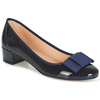 Zapatos Mujer Bailarinas-manoletinas Betty London HENIA Marino