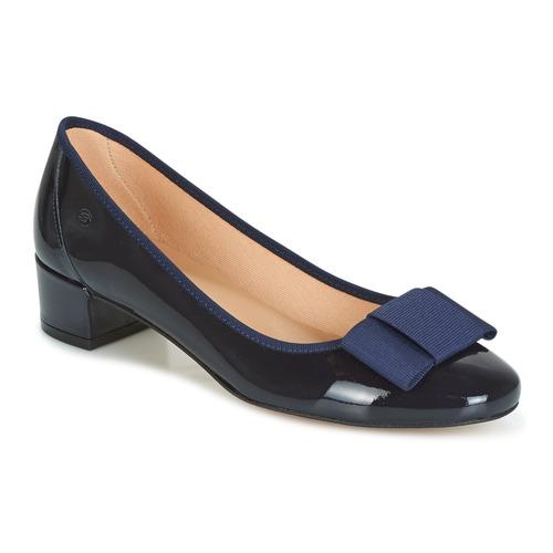 Casual salvaje Zapatos especiales Betty London HONY Marino