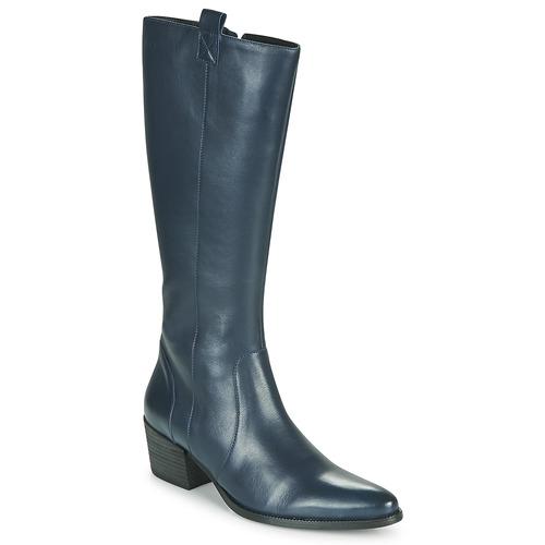 Cómodo y bien parecido Betty London HERINE Azul - Envío gratis Nueva promoción - Zapatos Botas urbanas Mujer  Azul