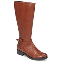Zapatos Mujer Botas urbanas Betty London HOVANI Camel