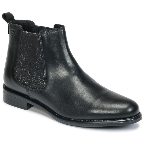 Zapatos Mujer Botas de caña baja Betty London HAYATI Negro