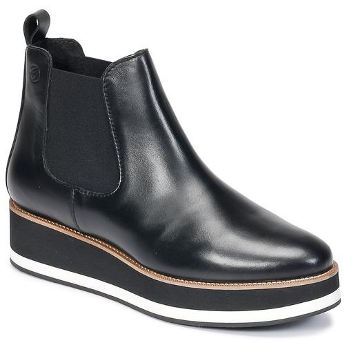 Zapatos Mujer Botas de caña baja Betty London HIRO Negro