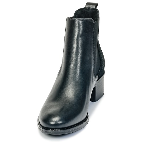 Botines London Negro Mujer Betty Zapatos Hasni 4q3Rj5AL