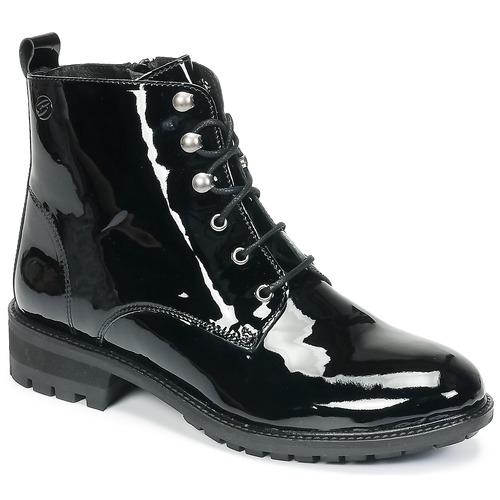 Zapatos de mujer baratos zapatos de mujer Zapatos especiales Betty London HILDIE Negro