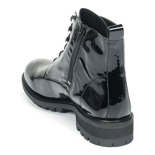 Betty Baja De London Mujer Hildie Zapatos Negro Caña Botas wk0PnO8