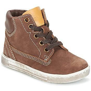 Zapatos Niño Zapatillas altas Chicco CLOVER Marrón