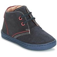 Zapatos Niño Botas de caña baja Chicco COBIN Marino