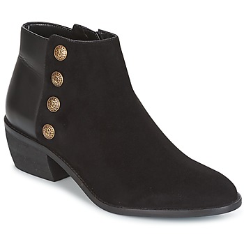Zapatos Mujer Botines Dune London PANELLA Negro