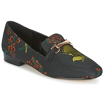 Zapatos Mujer Mocasín Dune London LOLLA Negro