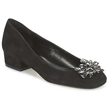 Zapatos Mujer Bailarinas-manoletinas Dune London BAYA Negro