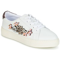 Zapatos Mujer Zapatillas bajas Dune London EMERALDA Blanco