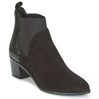 Zapatos Mujer Botines Dune London OPRENTICE Negro