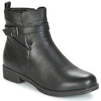 Zapatos Mujer Botas de caña baja Wildflower MADRIEL Negro